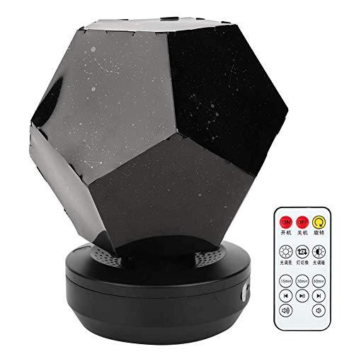 Luz de proyección compacta, lámpara de proyección, portátil fácil de transportar para el vestíbulo del dormitorio
