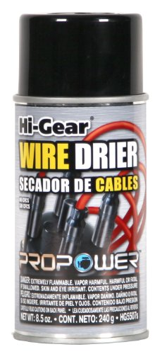Hi-Gear HG5507s Wire Drier - 8.5 fl. oz.