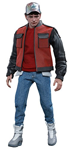 Hot Toys ht902499zurück in die Zukunft Marty McFly BTTF II Version Figur