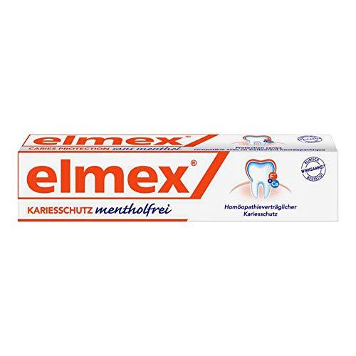 Elmex Mentholfrei Zahnpasta 75 ml
