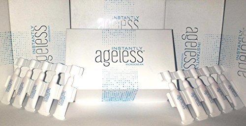 Jeunesse–Instantly Ageless–Creme Gesichts-Lifting sofort–Box komplett 25Ampullen 0.6ml
