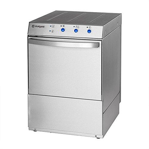 Gläserspülmaschine Universal inkl. Klarspülmitteldosier-,Reinigerdosier- und Ablaufpumpe, 230V, 2,77 kW