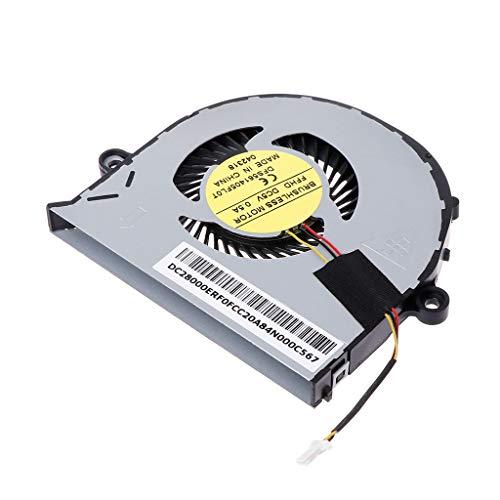GREEN&RARE Ventilador de refrigeración para ordenador portátil Acer Aspire E5-571G E5-571 E5-552 E5-471 E5-471G E5-473 E5-473G E5-573 E5-573G V3-472G V3-572 V3-572G
