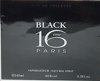 Laura Baci 16eme Black For Men EDT 100 ml V. | Inspired by