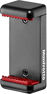 Manfrotto Mount for Universal Cell Phone - Retail Packaging - Black (B0169SORDW)   Amazon price tracker / tracking, Amazon price history charts, Amazon price watches, Amazon price drop alerts