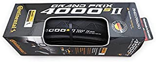Continental(コンチネンタル) GRAND PRIX 4000 S II グランプリ 4000S2 (25C, 700C(622)) [並行輸入品]