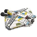 WANZPITS Modelo Creativo MOC-37032 UCS Ghost - Kit de construcción de Rebeldes; Regalos de cumpleaños coleccionables para Adultos, inspirados en el Show Star Wars: Rebeldes,(2697 Pieces)