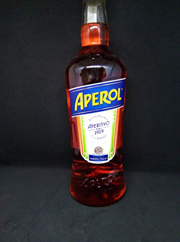 CAJA REGALO APEROL SPRITZ (APEROL 1 L + PROSECO + 6 BOTELLINES SODA)