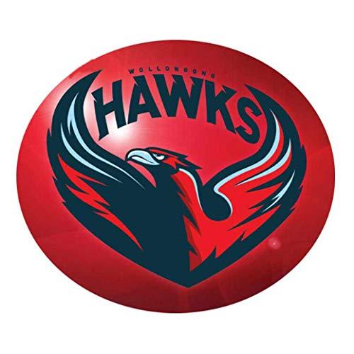 Auto Dekoration 13,5 cm x 11,2 cm Für Atlanta Hawks Basketball Aufkleber Grafik Aufkleber Stoßstange Fenster Auto Aufkleber Auto Wrap Body Windschutzscheibe Aufkleber