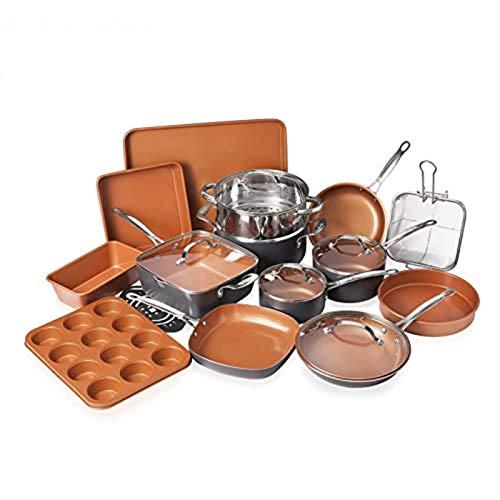 non stick cookware set sale - 6