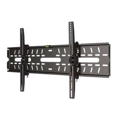 エース・オブ・パーツ DIY テレビ壁掛け金具 60-80インチ対応 上下角度調節 ブラック PLB-228LB 【大型テレビ壁掛け】