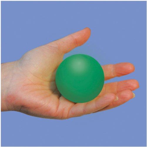 Aidapt VM708A - Pelota de mano anti estrés, color verde