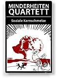 Minderheiten-Quartett - Erweiterung - Das politisch semikorrekte Kartenspiel.
