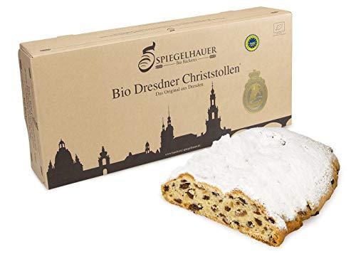 Bio Dresdner Rosinenstollen 2 kg