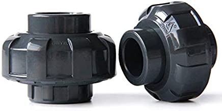 Fevas gogo PVC Joint UPVC Water Supply Pipe Fittings - (Color: 110mm)