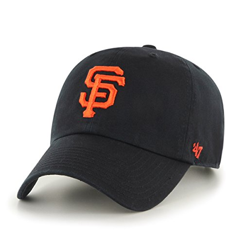 '47 Brand MLB San Francisco Giants Clean Up-Gorra de béisbol Unisex Adulto