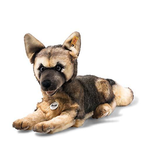 Steiff 83488 Hund, braun/blond