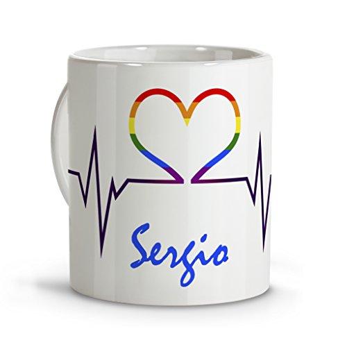Regalo Original y Exclusivo Arcoiris LolaPix Mochila Saco D/ía del Orgullo Gay Personalizada con Nombre o Texto Varios Dise/ños LGTBQ a Elegir