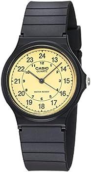 Casio Men's MQ24-9B Classic Analog Watch