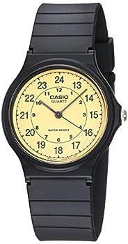 Casio Men s MQ24-9B Classic Analog Watch