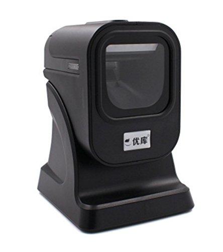 Décodage Ultra Rapide d'une Dimension Chromatographie Barcode Scanner lecteur plate-forme de Youku filaire USB Cable Kit mains-libres Peut numériser le téléphone écran d'ordinateur Code Barre Noir