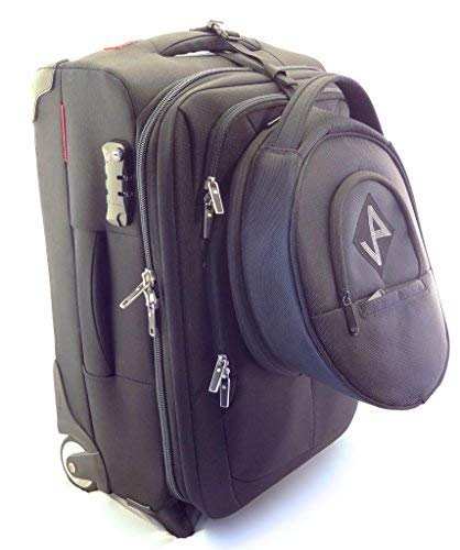 Small HatPak Pilot Uniform Hat and Cap Travel Carrying Case - Police, Security, Airline