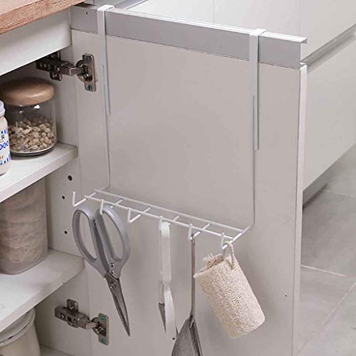 PIKAqiu33 Kitchen Sink Folding Washing Towel Rag Drainer Holder Storage Rack Hanging, Kitchen,Dining & Bar, for Xmas Day and New Year (White)