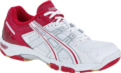 Asics Gel-Rocket Women weiss Gr.6