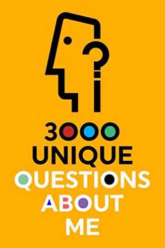 3000 Unique Questions About Me