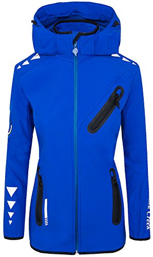 Rock Creek Damen Softshell Jacke RC-10 [Blau S]