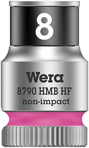 WERA社 Wera 8790 HMB HFソケット 3/8 8.0mm 003742
