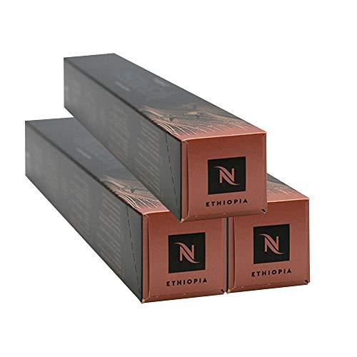 Nespresso Kapseln Ethopia Master Origin, 3er Pack