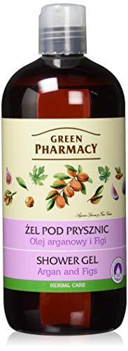 GREEN PHARMACY Duschgel Duschgel Arganöl und Feigen, 500 g