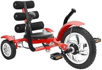 Mobo Cruiser Mini- The World's Smallest Luxury Three Wheeled