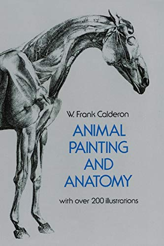 Animal Painting and Anatomy (Dover Anatomy for Artists)の詳細を見る