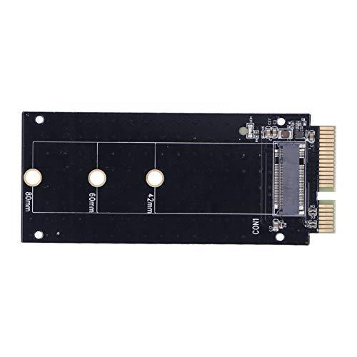 Tarjeta adaptadora SATA a M.2, con luz indicadora LED, Velocidad de transmisión de 5 Gbps, para Windows, para iOS