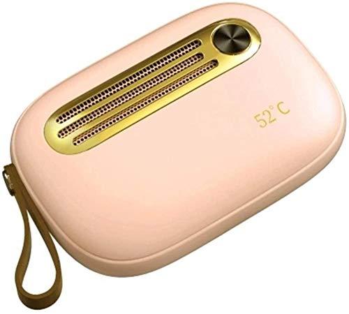 ZSW Calentador de manos recargable 2 en 1 ZSW Calentador de manos recargable con calefacción de doble cara multifuncional, adecuado para acampar, senderismo, golf