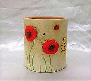 Le Ceramiche Del Re, Portapenne da Scrivania, Portapenne Ceramica Originale Personalizzato