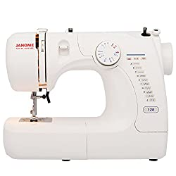 Janome 128 Sewing Machine