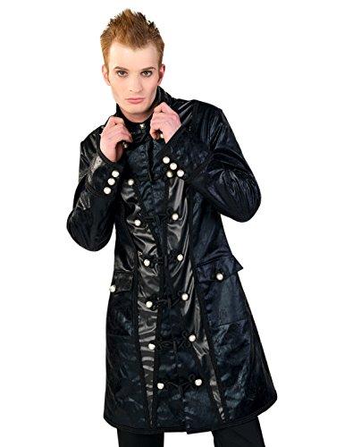 Aderlass Classic Coat Vintage Black (Größe M)