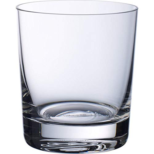 Villeroy & Boch Purismo Bar Bicchieri da Aqua Cocktail, Vetro Cristallo, Trasparente, 370 ml, Set da 2