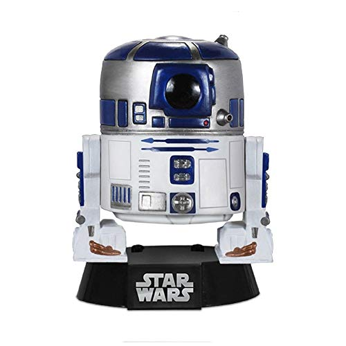 Comprar juego de mesa: Funko Pop!- Pop Star Wars: R2-D2 Bobble, Multicolor (3269)