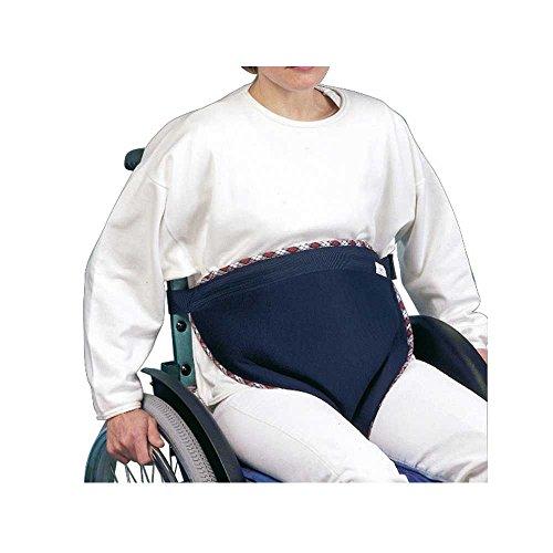 1x Behrend Rollstuhl-Sitzhose, Rollstuhlfixierung, Rollstuhlhose, waschbar, Erwachsene, 180 cm