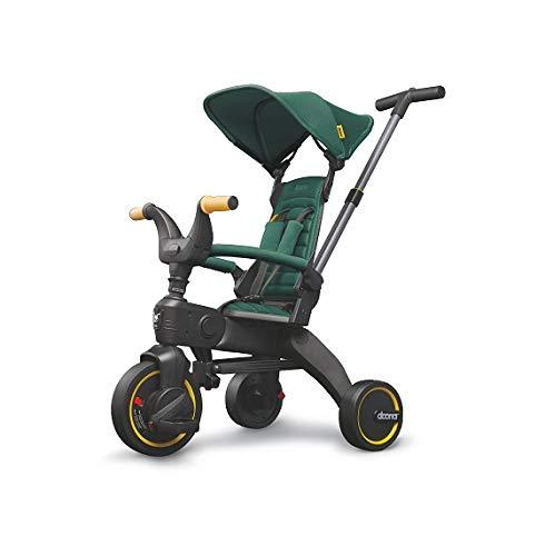 Liki Trike S5 – Racing Green 5 in 1