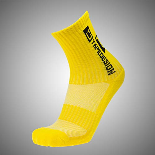 Tapedesign Allround Classic Socken Yellow, One Size