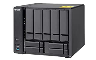 QNAP TS-932X-2G 20TB Solución de NAS de Escritorio de 9 bahías | Instalado con 5 x 4 TB Western Digital Red Drives (B07D3DHZ15) | Amazon price tracker / tracking, Amazon price history charts, Amazon price watches, Amazon price drop alerts