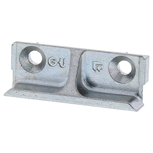 GU Schließblech Typ 8.00184 auch 8-00184 auch 8.184 silber