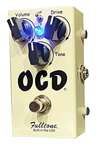 Fulltone OCD Obsessive Compulsive Drive Overdrive...