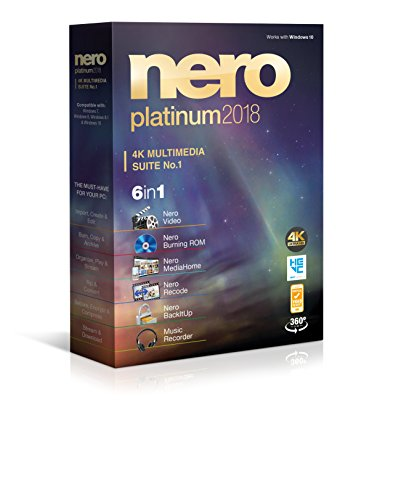 Nero Platinum 2018 (PC)