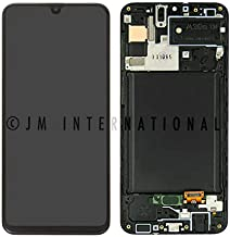 ePartSolution_ LCD Display Touch Screen Digitizer + Frame Assembly for Samsung Galaxy A30S A307 Replacement Part USA
